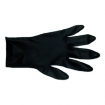 HAIRART Large Black Latex Gloves 20 Pc Box 9515L