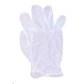 HAIRART Medium Vinyl Gloves 100 Pc Box 55006
