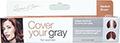 IRENE GARI Cover Your Gray for Women Instant Touch-Up Lash Brush 0.25oz / 7g MEDIUM BROWN