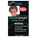 LOREAL Color Smart Haircolor for Men Light Brown One Application