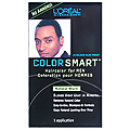 LOREAL Color Smart Haircolor for Men Natural Black One Application