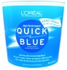 L�OREAL Technique Quick Blue Powder Bleach for On & Off Scalp Application 1lb/453.6g