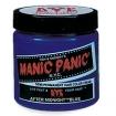 MANIC PANIC Semi-Permanent Hair Color Cream After Midnight Blue 4oz