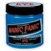 MANIC PANIC Semi-Permanent Hair Color Cream Atomic Turquoise 4oz