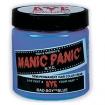 MANIC PANIC Semi-Permanent Hair Color Cream Bad Boy Blue 4oz