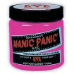 MANIC PANIC Semi-Permanent Hair Color Cream Cotton Candy Pink 4oz