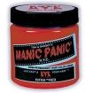 MANIC PANIC Semi-Permanent Hair Color Cream Infra Red 4oz No: HCR 11016
