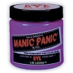 MANIC PANIC Semi-Permanent Hair Color Cream Lie Locks 4oz No: HCR 11019