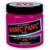 MANIC PANIC Semi-Permanent Hair Color Cream New Rose 4oz No: HCR 11026