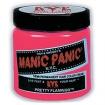 MANIC PANIC Semi-Permanent Hair Color Cream Pretty Flamingo No: HCR 11023