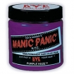 MANIC PANIC Semi-Permanent Hair Color Cream Purple Haze 4oz No: HCR 11024