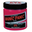 MANIC PANIC Semi-Permanent Hair Color Cream Red Passion 4oz No: HCR 11050