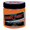 MANIC PANIC Semi-Permanent Hair Color Cream Tiger Lily 4oz