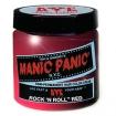 MANIC PANIC Semi-Permanent Hair Color Cream Rock' n Roll Red 4oz
