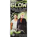 SATIN Splat Glow Temporary Hair Color Galactic Green  SAT3300