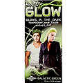 SATIN Splat Glow Temporary Hair Color Violet Rays  SAT3160