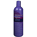 CLAIROL Professional Shimmer Lights Conditioner Color Enhancing Conditioner for Gray, White, Highlighted and Light Blonde Tinted Hair 16oz/473ml