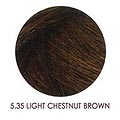 UMBERTO BEVERLY HILLS U Color Hair Color Kit 5.35 Light Chestnut Brown
