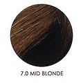 UMBERTO BEVERLY HILLS U Color Hair Color Kit 7.0 Mid Blonde