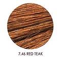 UMBERTO BEVERLY HILLS U Color Hair Color Kit 7.46 Red Teak