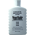 YOUTHAIR Creme for Men with Hair Conditioner & Groomer Restore Natural Color Gradually 8oz/236ml