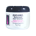 DOO GRO Medicated Hair Vitalizer Triple Strength for Severely Damaged Hair Promotes Strong, Healthy, Growing Hair 4oz / 113g