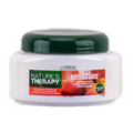 LOREAL Natures Therapy Mega Moisture Nurturing Creme for Very Dry, Chemically Processed Hair 16oz/454g