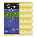 DIANE Magnetic Roller 15/16 inch Yellow 12-Pack 2718