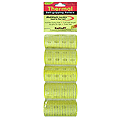 HAIRART Medium Yellow 1 1 / 8 inch Thermal Self Gripping Rollers  24504