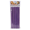 HAIRART Super Roller Long 10 Inch Purple (Pack of 10) SP1