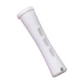 HAIRART Concave Cold Wave Rods Short White (Pack of 12) 13126