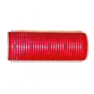 HAIRART 1 5 / 8 Inch Thermal Ionic Express Rollers Red (Pack of 3) 34101