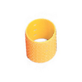 HAIRART 1 1 / 4 Inch EZ Rollers Short Yellow (Pack of 6) 13311