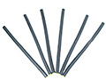 LUXOR Professional 8 inch Style Stix for Tight Curls for Short Hair Diameter: 3 / 8 inch /  2471BY
