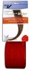 VELCRO Original Classic 3 Inch Styler Red 2 Pack  235019