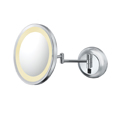 KIMBALL YOUNG Single Sided LED Round Wall Mirror  92445HW