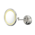 KIMBALL YOUNG Single Sided LED Round Wall Mirror  92475HW