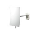 KIMBALL YOUNG Minimalist Rectangle Wall Mirror  21873