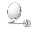 KIMBALL YOUNG Non-Lighted Pivot Arm Wall Mirror Chrome 21740