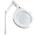 "DAYLIGHT Ultra Slim Magnifying Lamp XR White 7""  U22080"