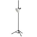 DAYLIGHT Clip-On Studio Lamp & Stand Aluminum / Black  U31175
