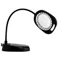 "DAYLIGHT 5"" LED Floor Magnifying Light Black  UN1081"