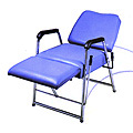 PIBBS Shampoo Chair with Leg Rest  250