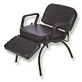PIBBS Shampoo Chair with Leg Rest  256