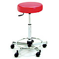 PIBBS Sweetline Stylist Stool Round Seat Thick Cushion  726