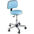 PIBBS Round Seat Stool with Backrest  644