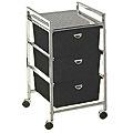 PIBBS 3 Drawer Cart Metal Frame  D23