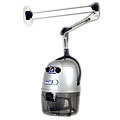 PIBBS Professional Hair Dryer Express Silver with Wall Arm  511