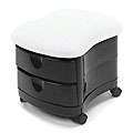PIBBS Two Shelf Ottoman  2030
