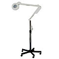 PIBBS Magnifying Lamp with Caster 5 Diopter  2010C